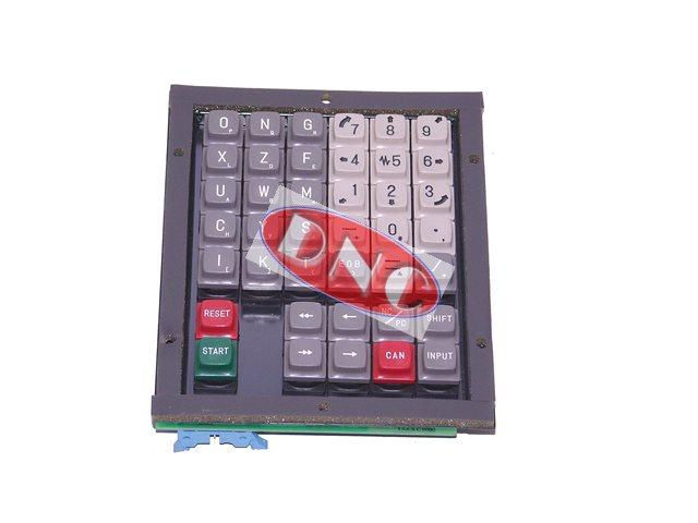 a20b 1001 0090 fanuc keyboard mdi 40 key hard dnc. Black Bedroom Furniture Sets. Home Design Ideas