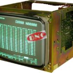 a61l-0001-0072 fanuc 6 mono crt monitor