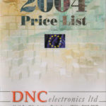 DNC Electronics Catalogue 2004_EUR