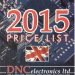 About DNC Electronics- 1st catalogue for 8 years, 2015