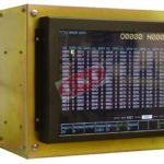 Fanuc CRT display