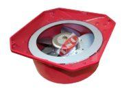 a290-0731-t510 fanuc 30p 40p ap30 ap40 spindle fan