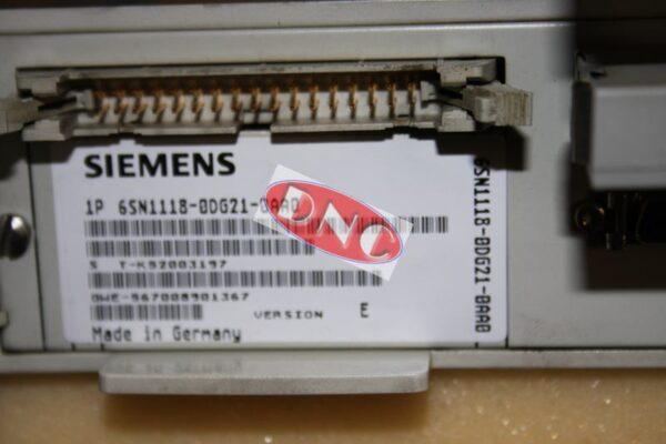 6sn1118-0dg21-0aa0-label